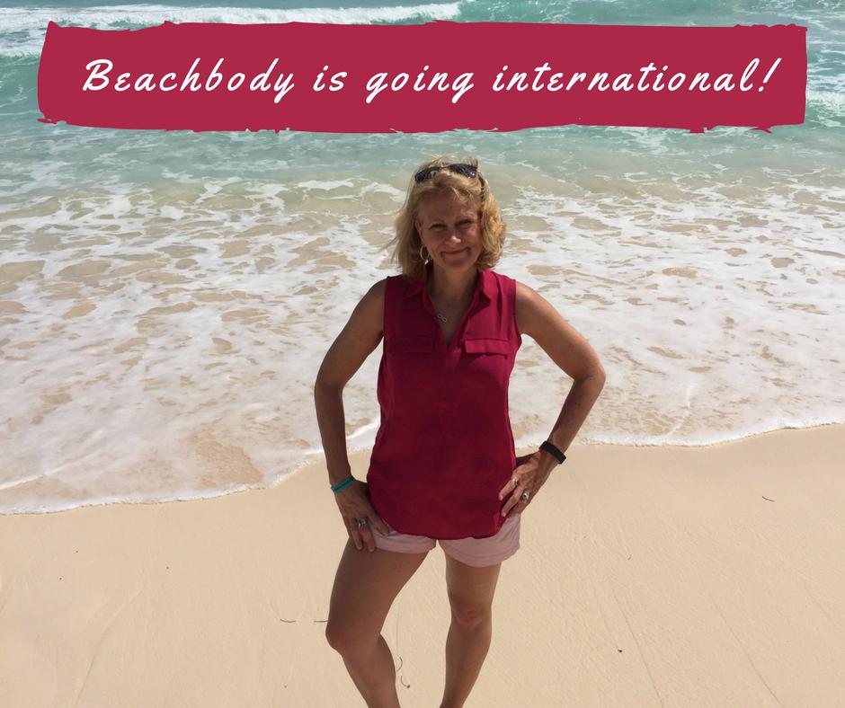 team beachbody is going international   autumn 2017  u0026gt  feel
